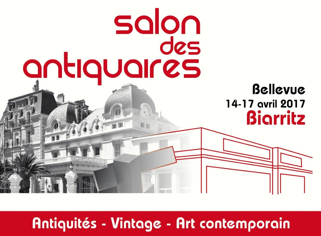 Le salon des antiquaires biarritz renoue avec son 1er for Salon antiquaires 2017